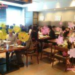 7月30日(日)のサマーパーティー(博多エクセルホテル東急)