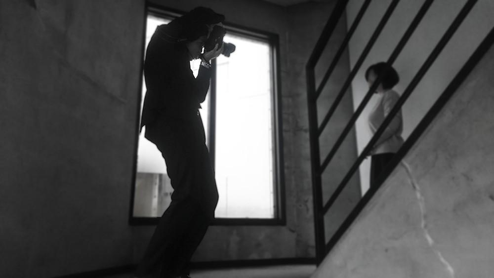 久留米の結婚相談所ラフターマリッジのプロフィール撮影